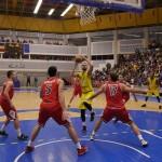 Dinamo Bucuresti-Atlassib Sibiu: Relansare