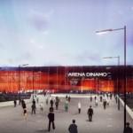 Primele imagini cu noul stadion