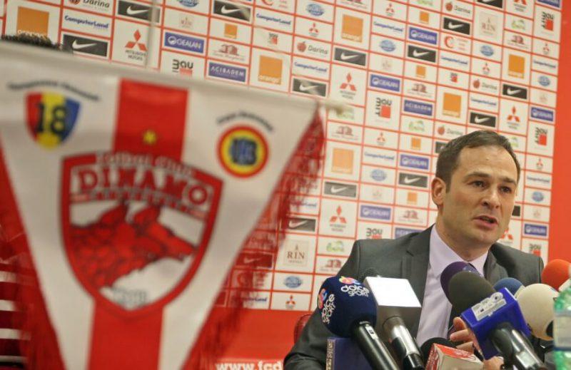 Ionut Negoita Dinamo