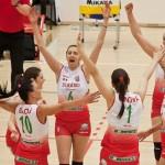 Volei feminin: Primul meci acasa din acest sezon