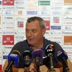 """Mircea Rednic:""""La finalul play-off-ului, tragem linie şi vedem cine merită să mai rămână"""