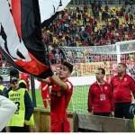 Dinamo – Tg Mures, meci pentru podium
