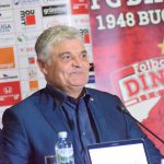Dinamovistul Andone si antrenorul Andone