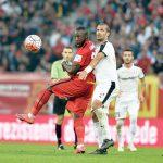 Dinamo-Astra: Vreau din nou sa cred