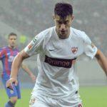 Nedealcearu: Visul meu pentru sezonul urmator este sa castig un trofeu cu Dinamo