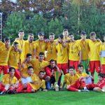 Dinamo campioana la juniorii U15