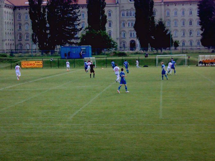 Dinamo in al doilea cantonament din Slovenia