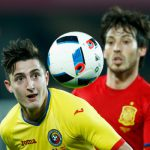 Romania-Muntenegru echipe de start