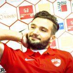 "Ionut Serban: ""Cu domnul Andone ma simt mult mai bine anul acesta"""