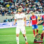 Miha Mevlja, mereu alaturi de Dinamo!
