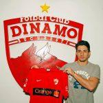"""Oliva: """"Sunt foarte fericit să rămân încă un an la Dinamo"""""""