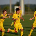 Echipa de start pentru meciul decisiv Romania-Ucraina