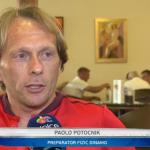 """Paolo Potocnik: """"Cand antrenezi un club ca Dinamo sau cand joci, ai obligatia sa dai totul"""""""