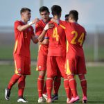 Nationala U19: Denis Ciobotariu, prestatie buna