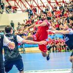 Dinamo-Holstebro: Calificarea inca este posibila