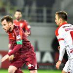 OFICIAL: Cernat a semnat prelungirea contractului cu FC Voluntari