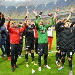 Amicalele lui Dinamo la TV