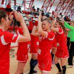 "Handbal feminin: Locul trei la turneul amical ""Cupa Dunarea""!"