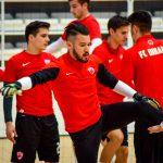 Antrenament inedit pentru Dinamo