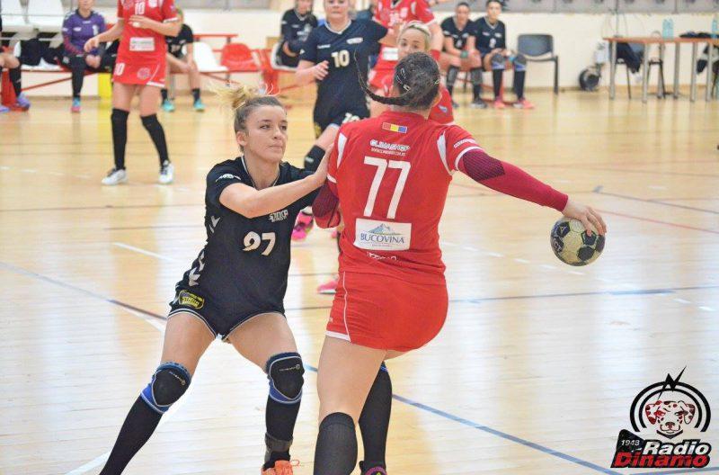 Handbal Feminin Dinamo