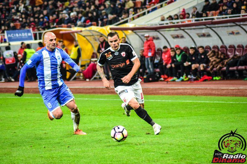 Dan Nistor Dinamo-Craiova play-off (1)