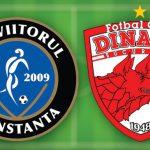 Viitorul-Dinamo, echipele de start