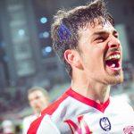 GALERIE FOTO: Sergiu Hanca, votat cel mai bun jucător dinamovist în sezonul trecut