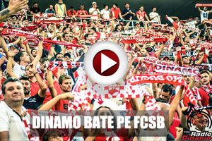 DINAMO BATE PE FCSB!
