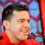 Conferinta de presa: Cosmin Contra despre meciul cu CFR si negocierile cu Negoita