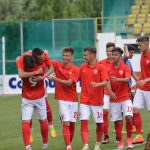 Dinamo a aflat adversarul din turul I din Youth League