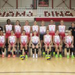 Volei feminin: Trei dinamoviste convocate pentru Balcaniada U19 din Bosnia!