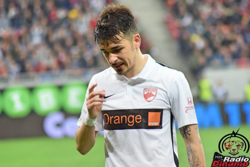 Sergiu Hanca Dinamo