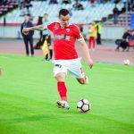 Dinamo a castigat si amicalul de astazi