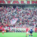 GALERIE FOTO: Peluza Catalin Hildan si Peluza Sud la meciul cu Botosani