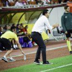 Intalnire Cosmin Contra-Jeremy Bokila la finalul meciului