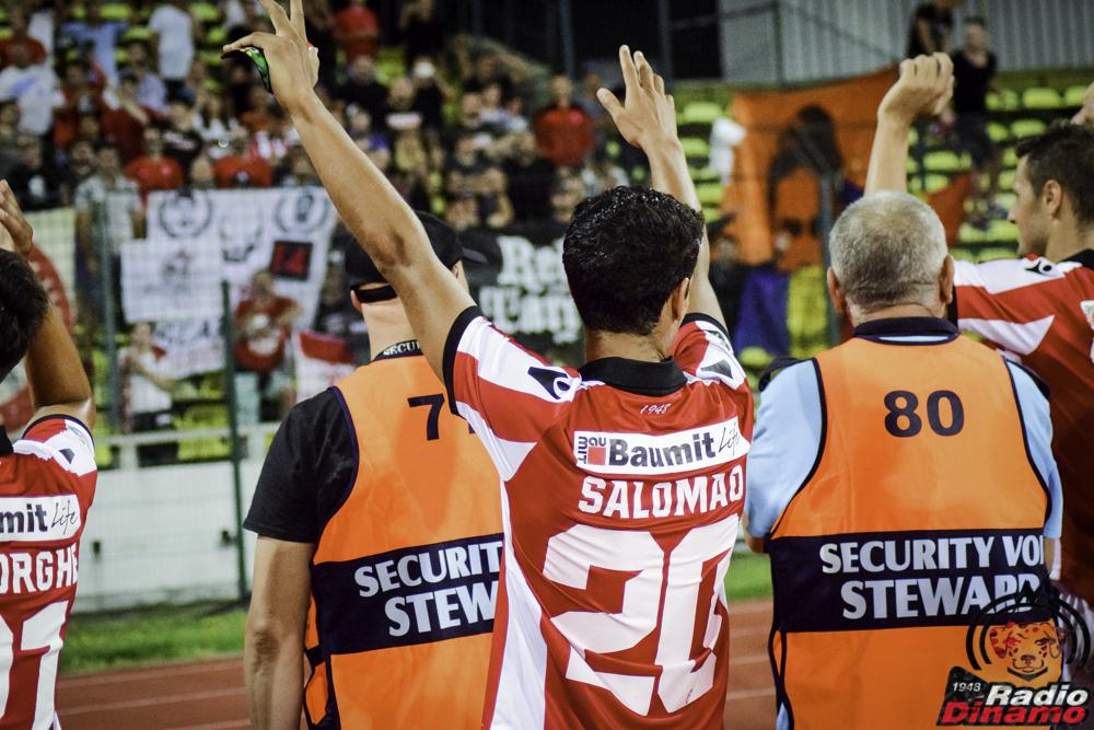 Voluntari Dinamo 1-3
