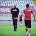 Miriuta si-a castigat dreptul de a continua la Dinamo