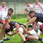 Rugby: Dinamo înfruntă Timișoara Saracens în etapa a V-a