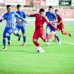 Dedicatie speciala a lui Robert Moldoveanu dupa golul marcat