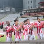 VIDEO: Ce s-a intamplat la finalul meciului, cand au venit jucatorii in fata PCH-ului