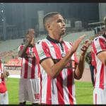 VIDEO: Fanii i-au aplaudat pe jucatori la finalul partidei. Mahlangu de nota 10
