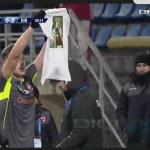 VIDEO: BRAVO, NEDE! Ce tricou le-a arat Nedelcearu fanilor de la Brasov