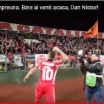 VIDEO EXCLUSIV: Familia Dinamo din nou impreuna. Dan Nistor, un mesaj pentru rivali