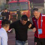 Reactia oficiala a clubului Dinamo dupa incidentele de la Sfantu Gheorghe