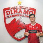 Laude pentru noul jucator al lui Dinamo. Cum este caracterizat fundasul