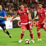 Capitanul lui Dinamo extrem de suparat la finalul partidei
