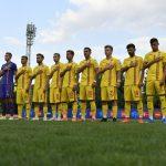 Dinamovist titular la nationala U19!
