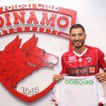 Prima declaratie a lui Grozav dupa ce a semnat cu Dinamo!