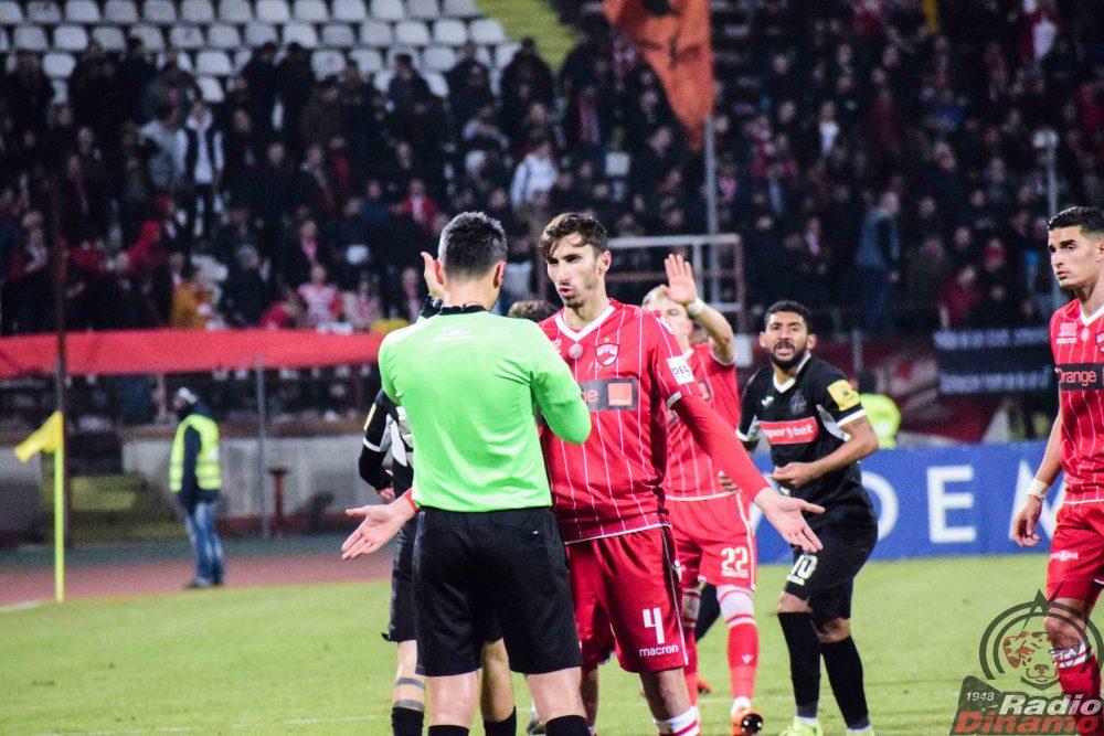 Filip Dinamo arbitru