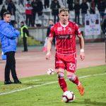 Probleme mari inainte de meciul cu Botosani: Cine va juca in dreapta si de ce nu a venit Gordon la Dinamo